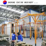 金属製品のための高品質の粉のコーティングライン