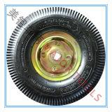 10 인치 고무 팽창식 바퀴; 트롤리 바퀴, 등등
