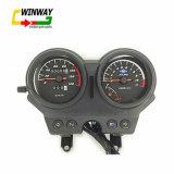 Instrumento da motocicleta Ww-7281, velocímetro da motocicleta En125,
