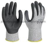 Промышленная безопасность работы перчатки нитриловые с покрытием (NDS8048)