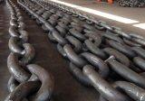 Catena a maglia Chain marina dell'albero mozzo dell'acciaio legato