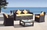 Jogos ao ar livre do sofá, mobília do Rattan do pátio, jogos do sofá do jardim (SF-078)
