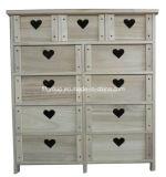 Gabinete de madera del empaquetado del vintage de la antigüedad del nuevo diseño