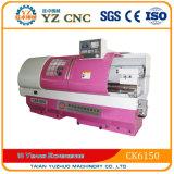 Ck6150 편평한 침대 유형 CNC 선반