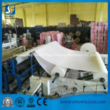 Un pañuelo de papel de la máquina rebobinadora cortadora longitudinal el equipo de máquinas de producción