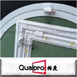 Kreiszugangsklappe mit Schnellnoten-Verriegelung AP7715