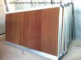 Hight 7060/7090 de la qualité Maison de la volaille le refroidissement évaporatif Pad avec bas prix