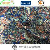 Картина подкладки печати цветов разнообразности вскользь износа куртки костюма людей