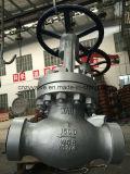 NPT/SW/Flange de Aço Carbono Globo de Controle da Válvula de Retenção