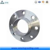 Bride A105 304 d'acier du carbone ajustage de précision de pipe de 316 pressions