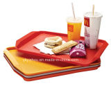 Пластиковый лоток для быстрого питания в ресторане