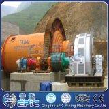 Ouro que processa o moinho de esfera de moedura da máquina de mineração