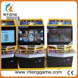 Машины аркады монетки игр Tekken с шкафом металла
