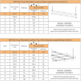 Flacher Tuss/Stadiums-Aluminiumbinder/Dach-Binder-System/Stadiums-Binder/Binder-System/Beleuchtung-Binder/Ausstellung-Binder/Binder-Stand/Binder-Standplatz/Binder-Projekt/Zapfen-Binder