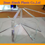 Fester transparenter Acryloberflächenplastik des blatt-PMMA