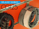 Ceppo del freno del motociclo per Cg125/CD100