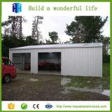 Prefabricated Premade 정원 강철 구조물 창고 공급 순서