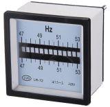 Tipo de palheta Frequencímetro 96*96mm BP96 47-53Hz Medidor do painel analógico