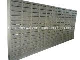 Personnalisé en acier inoxydable commercial permanent libre Post Box