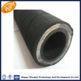 Le fil d'acier à haute pression de SAE100 R9at s'est développé en spirales le tuyau en caoutchouc