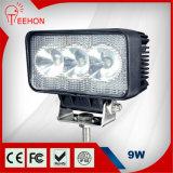 9W LED de 4 pulgadas de la luz de trabajo
