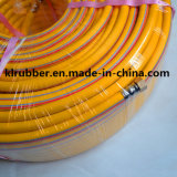 Jardín de alta presión de PVC manguera del rociador