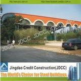 Конструкция здания спортзала стальной структуры Jdcc светлая