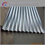規則的なスパンコールによって電流を通される波形の鋼鉄屋根ふきシート