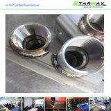 Stahl zerteilt Blech-Teile CNC-maschinell bearbeitenteile