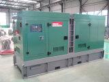 Ce Goedgekeurde Super Stille Diesel 125kVA Generator In drie stadia (GDC125*S)