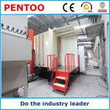 De Cabine van de Deklaag van het poeder voor de Snelle Verandering van de Kleur met ISO9001