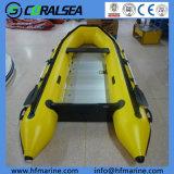 Barcos infláveis feitos no barco Hsd380 de China