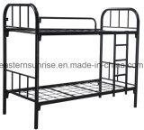 Высокое качество низкая цена и надежная металлическая стали утюг Двухъярусная кровать