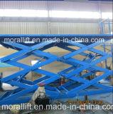 Hydraulisch Scissor Aufzug-industrielles anhebendes Gerät
