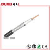 Serie de la fábrica JIS tejido el cable coaxial 6c-Fb
