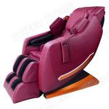 Pantalla táctil 3D de gravedad cero silla reclinable de masaje