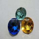 China-Fabrikdekorativer KristallRhinestone für Hochzeits-Kleid