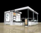 De kosmetische Kiosk van de Vertoning, KleinhandelsVertoning, de Kiosk van het Winkelcomplex