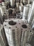 ステンレス鋼のフランジ304/Wnのフランジまたは平たい箱またはバット溶接Flange/En1092/BS4504/150lb/NPT/OS/Steelの鍛造材の部品か造られたフランジの炭素鋼