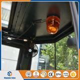 3-4.5m anhebender Höhen-raues Gelände-Dieselgabelstapler Mr35y