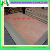 Para la construcción de madera contrachapada comercial