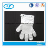 Перчатки HDPE сразу поставкы изготовления устранимые для медицинской пользы