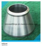 Riduttore concentrico del tubo dell'acciaio inossidabile di Ss304 Ss321 ASTM