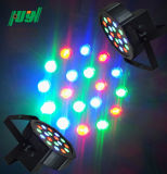 2013 18*1W LED Light Flat PAR Canで熱い