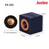 """Ex302 전문가 3 """" 10W 나무 상자 오디오 소형 스피커"""