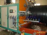 HDPEの空の壁の波形の管の放出ラインプラスチック押出機