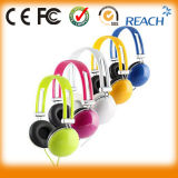 iPhoneのための工場Price Stereo Colorful Headphone