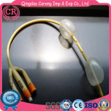 Silicone Coated Latex Foley Balloon Catheter 2 Way 16 Fr