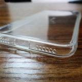 Caja transparente clara ultra fina del teléfono de TPU para Oneplus 5