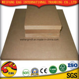 E1 / E2 Glue Plain MDF Board 1220 * 2440 * 15mm